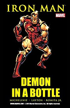 Iron Man: Demon In A Bottle (Iron Man (1968-1996)) by [Michelinie, David, Layton, Bob]