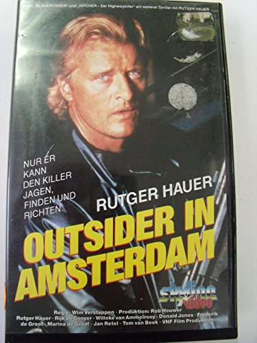 Outsider In Amsterdam [VHS]