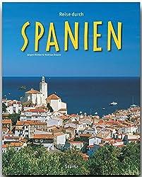 Reise durch SPANIEN - Ein Bildband mit über 160 Bildern - STÜRTZ Verlag