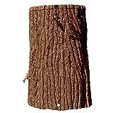 Schöner Regenspeicher mit Holzoptik