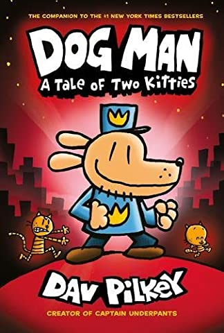 The Adventures of Dog Man: A Tale of Two