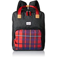 Tommy Hilfiger - Kids Unisex Preppy Backpack Square, Mochilas Niños, Blau (Denim Red
