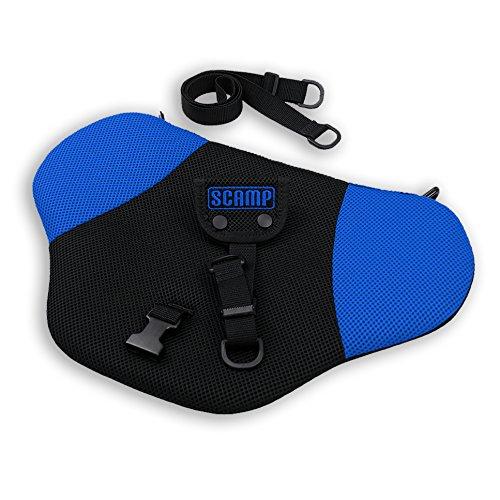 Scamp - Schwangerschaftsgurt /für Schwangere mit ISOFix Ausstattung -Auto NEU(Schwarz-blau)