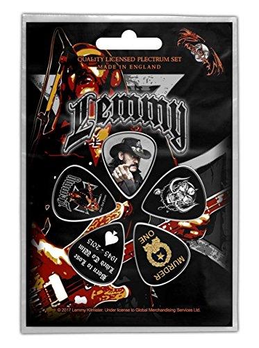 Lemmy Stone Deaf Forever Plektrum Pack - Pack Plektren