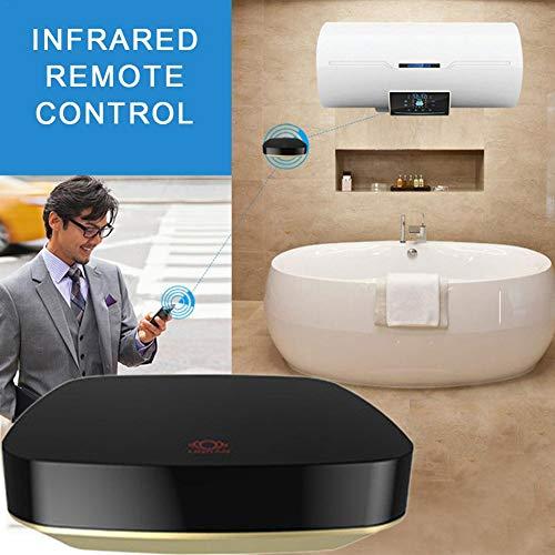 Applyvt Control Remoto Inalámbrico Conector USB Infrarrojo