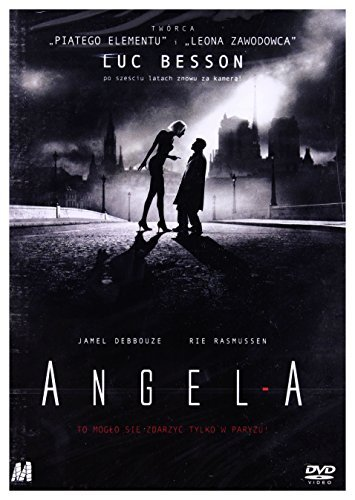 Angel-A [DVD] by Jamel Debbouze