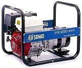 SDMO - Groupe électrogène Intens 6kW - HX 6000 C