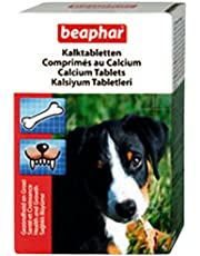 Beaphar Kalktab Dog Supplement, 160 Tablets