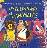 LAS ELECCIONES DE LOS ANIMALES (Takatuka álbumes) - André Rodrigues