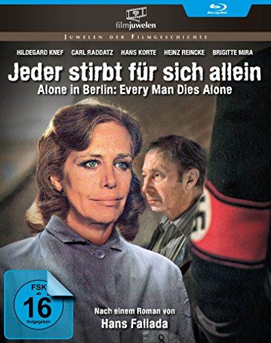 Bild von Jeder stirbt für sich allein - Alone in Berlin [Blu-ray]