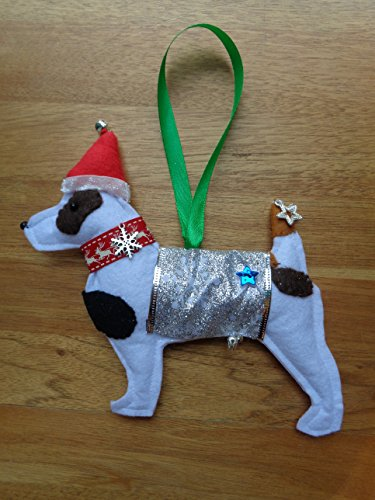 hand-made-felt-christmas-tri-colour-jack-russell-terrier-dog-hanging-decoration