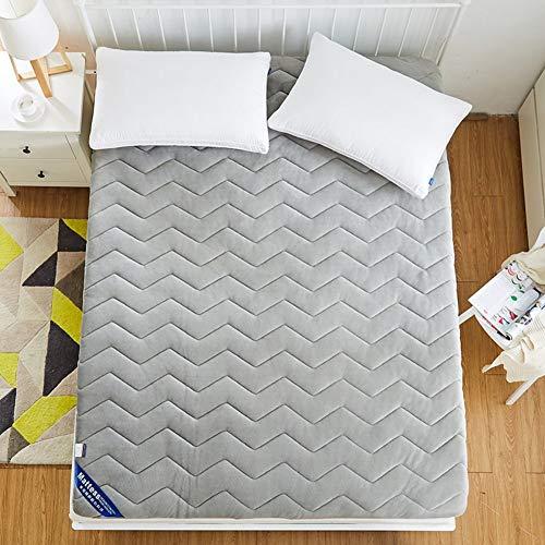 Komfort-futon-matratze (Huayer Komfort Matratze Bettmatte Tatami-Fußmatte, Futon-Matratzenauflage Traditionelles Japanisches Futon-Bett aus Japan, A 135x200 cm (53x79 Zoll) (Farbe : A, Größe : 120x200cm(47x79inch)))