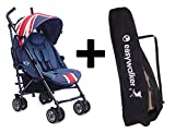 MINI by Easywalker buggy - Union Jack Vintage + Easywalker Transporttasche