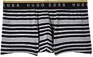 Hugo Boss Trunk for Men - Black & Grey, Siz