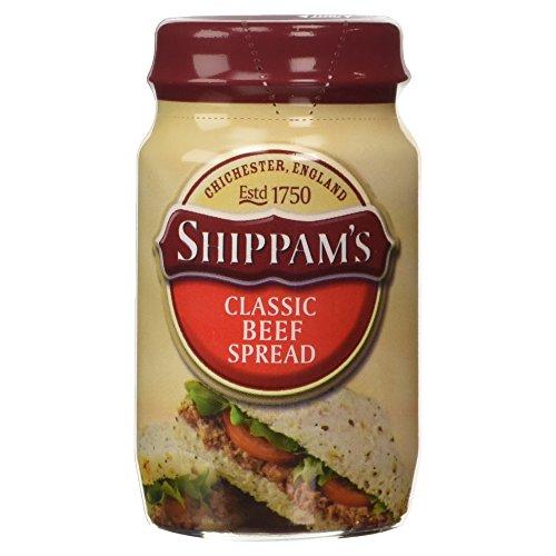 Shippam's Beef Spread, 75g Test