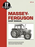 Massey Ferguson Shop Manual Models MF362 365 375 383 390+ by Penton Staff (2000-05-24)