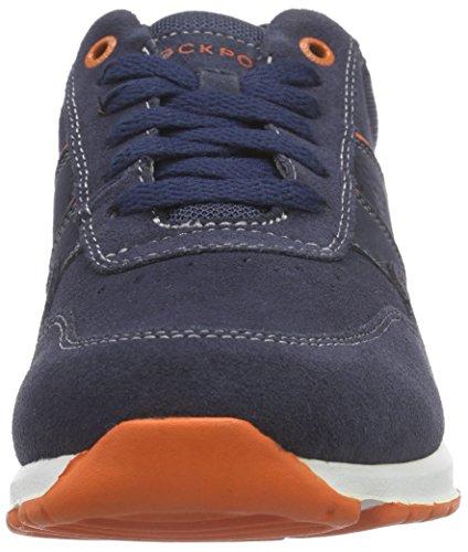 Rockport Trustride Lace Up, Sneakers basses homme Bleu - Bleu marine