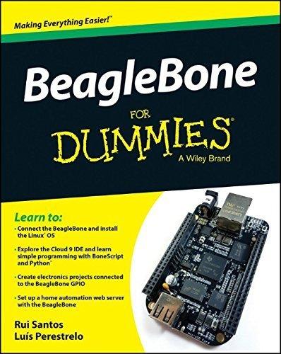 BeagleBone For Dummies Paperback February 23, 2015