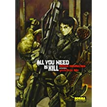 All You Need is kill (CÓMIC MANGA)