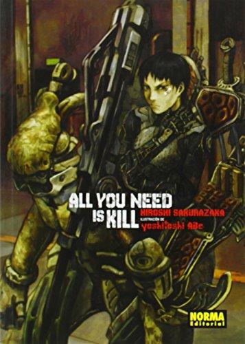 All You Need is kill (CÓMIC MANGA) por Hiroshi Sakurazuka