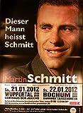 Martin Schmitt - Wuppertal 2012 Konzert-Poster A1
