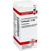 CORTISONUM C 200 Globuli 10 g Globuli preisvergleich bei billige-tabletten.eu