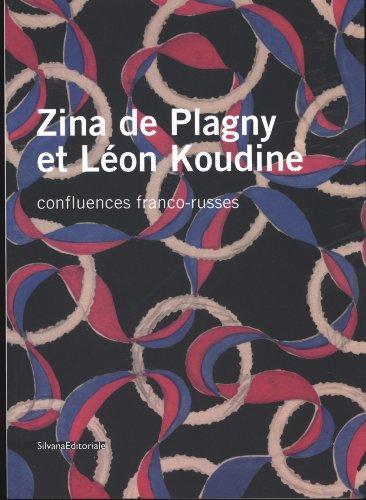 Zina de Plagny et Leon Koudine
