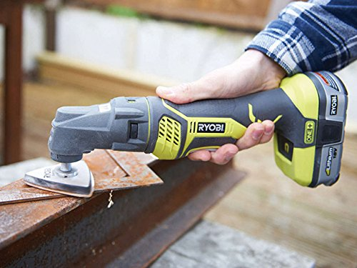 The Ryobi RMT1801M One+ Multi Tool is another versatile piece of kit which is perfect for DIY enthusiast.