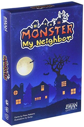 F2Z ENTERTAINMENT ZMG41270 - Brettspiele, Monster my Neighbor
