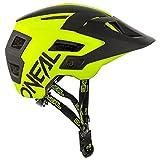 O'Neal 0502-822 Fahrrad Helm, Neon Gelb, S/M Test