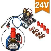 Ehdis® 24V 200 AMP batteria isolatore e relè 4 Terminal
