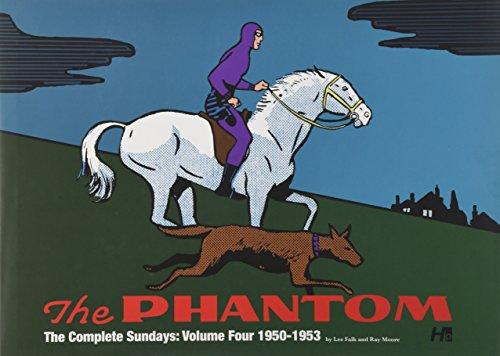 The Phantom: the Complete Sundays: Volume Four: 1950-1953: 4 por Lee Falk