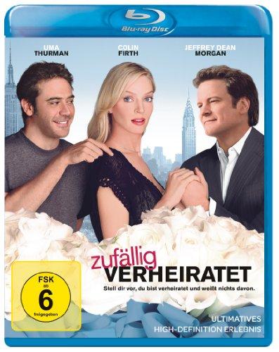 Zufällig verheiratet [Blu-ray]