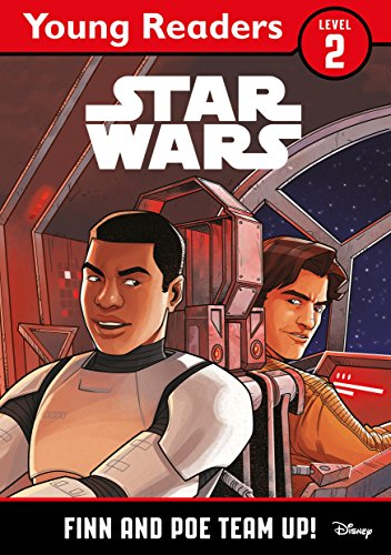 Finn and Poe team up!.