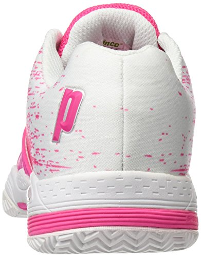 Prince Warrior Lite W-Zapatillas da donna rosa