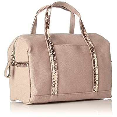 VANESSA BRUNO Women's Cabas Gym Bag Pm Bowling Bag - bowling-handbags, fashion-bags
