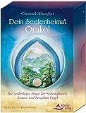 Dein Seelenheimat-Orakel: Die zauberhafte Magie der Seelensphären, Avatare und Seraphim-Engel - 40 Karten mit Begleitbu