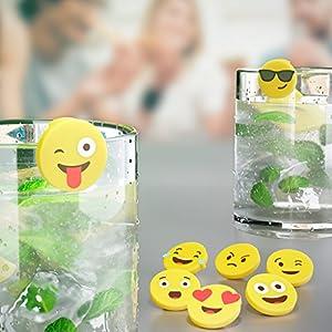 Marcacopasdesilicona Emoji 05