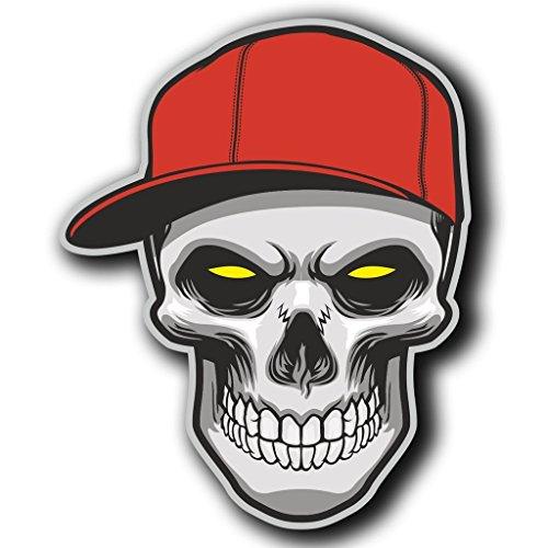 2 x 15cm/150mm Skull Cap