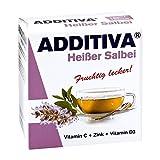 Additiva Heisser Salbei Pulver 120 g