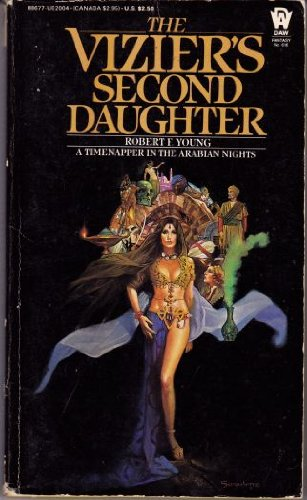 The Vizier's Second Daughter