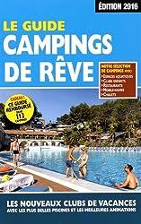 Le guide campings de rêve