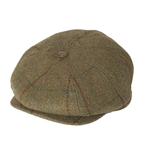 Männer/Frauen/Unisex 'Flat Cap' 'Newsboy' Schiebermütze Hüte/Kappe Hut Neu