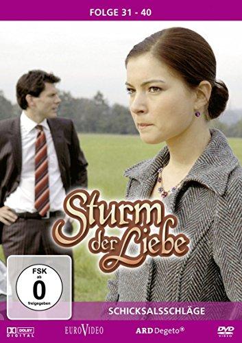 Sturm der Liebe - Folge 031-40: Schicksalsschläge [3 DVDs]