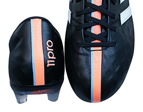 adidas Herren 11pro Fg core black/ftwr white/flash orange s15