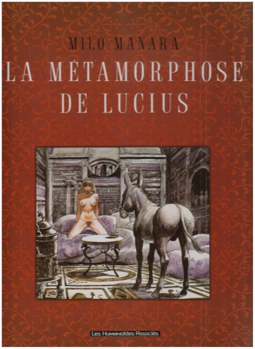 La métamorphose de Lucius