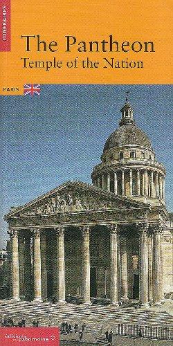 Le Panthéon, temple de la nation (anglais) par  Alexia Lebeurre (Broché)