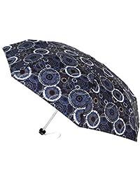 Paraguas Vogue Mini y Ligero. Cerrado Mide 18,5 cm. Ideal para Llevar