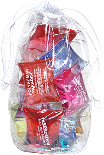 inSPAration Spa und Bad Aromatherapie Modell # 151Probe Geschenk Pack Tasche, 1/-/Bratenspritze - Pack Geschenk-tasche