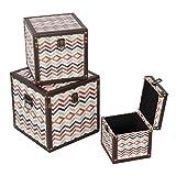 Set 3 cajas 25x25x25 1 diseño